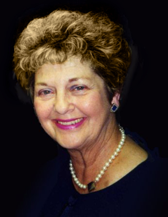 Portrait of Shirley Chernin.