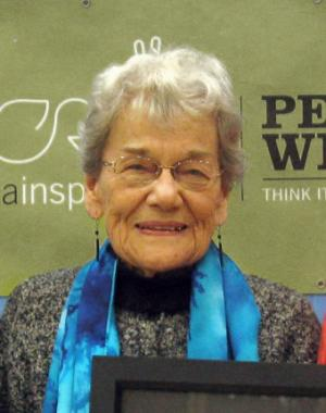 Portrait of Betty Peterson